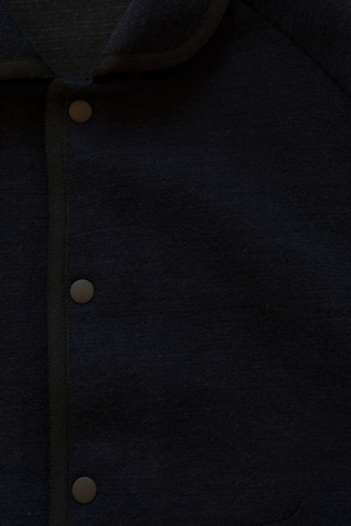 EXP001 - SCOOP JACKET - NAVY