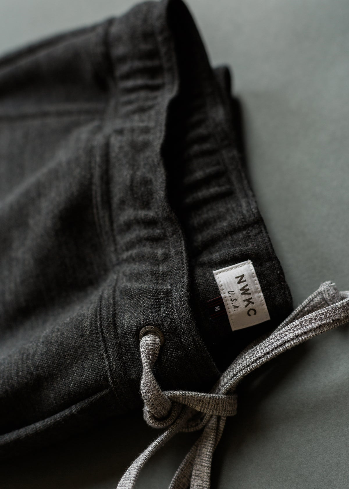 004 - TROUSER - CHARCOAL - Wilson & Willy's - MPLS Neighbor Goods