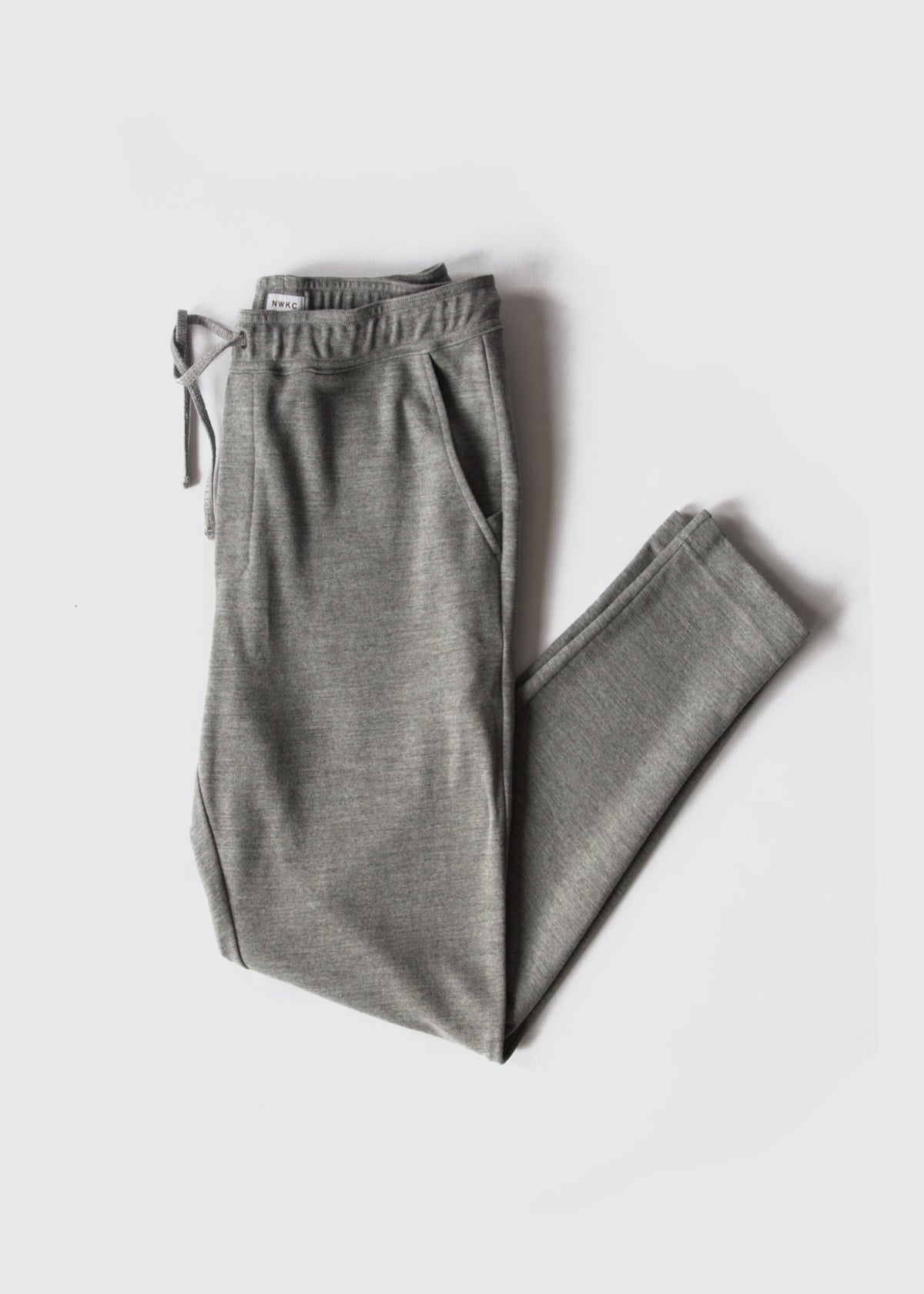004 - TROUSER - FEATHER GRAY - Wilson & Willy's - MPLS Neighbor Goods