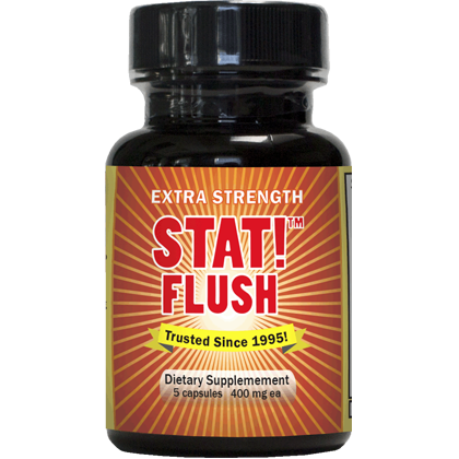 Stat Flush Body Cleansing Detox Pills 5ct