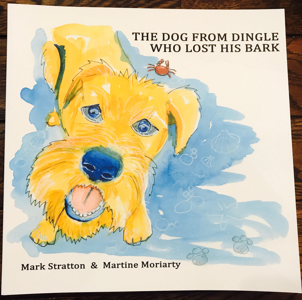 The Dingle Dog Who Lost His Bark