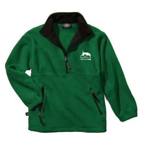Youth Quarter Zip Fleece
