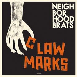 "Neighbourhood Brats ""Claw Marks"" LP"