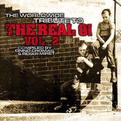 "Various Artists ""Worldwide Tribute To The Real Oi Vol. 2"" 2xLP"