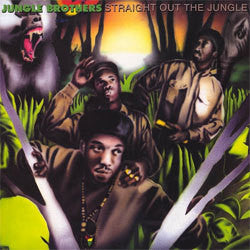 "Jungle Brothers ""Straight Out The Jungle"" 2xLP"