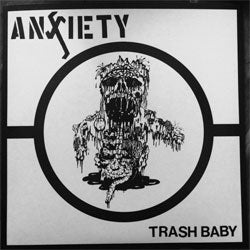 "Anxiety ""Trash Baby"" 7"""