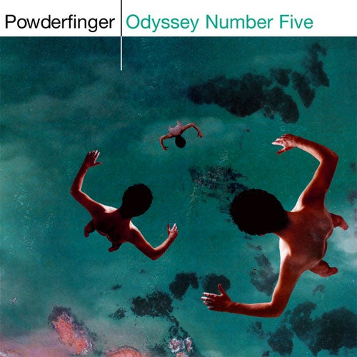 "Powderfinger ""Odyssey Number Five"" LP"