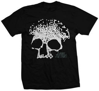 "Planes Mistaken For Stars ""Skull"" T Shirt"