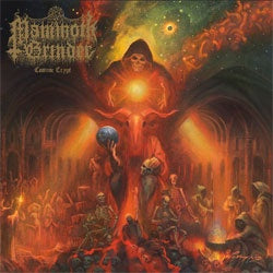 "Mammoth Grinder ""Cosmic Crypt"" CD"
