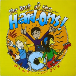 "The Hard Ons ""Best Of"" CD"