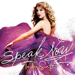 "Taylor Swift ""Speak Now"" 2xLP"