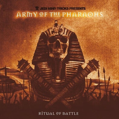 "Jedi Mind Tricks ""Army Of the Pharaohs: Ritual Of Battle"" 2xLP"