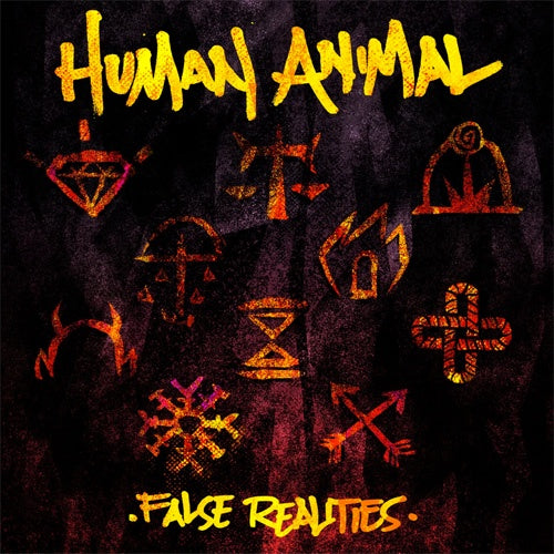 "Human Animal ""False Realities"" LP"