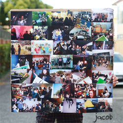 "Jacob ""Self Titled"" LP"