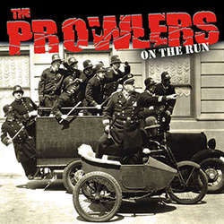 "The Prowlers ""On The Run"" 10"""