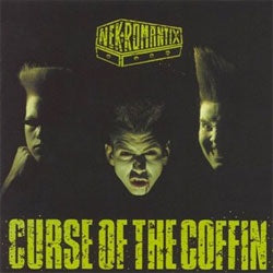 "Nekromantix ""Curse Of The Coffin"" LP"