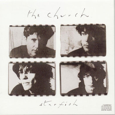 "The Church ""Starfish"" LP"