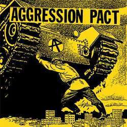 "Aggression Pact ""Self Titled"" 7"""