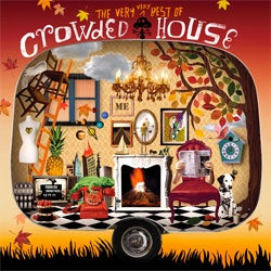 "Crowded House ""The Very Very Best Of Crowded House"" 2xLP"