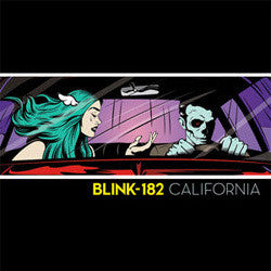 "Blink 182 ""California: Deluxe Edition"" 2xLP"