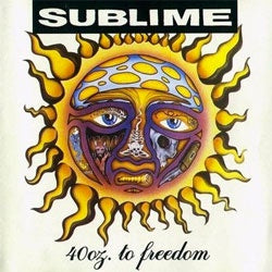 "Sublime ""40oz To Freedom"" Picture Disc 2xLP"