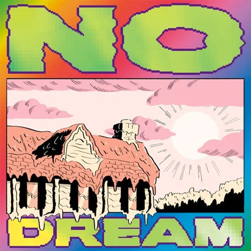 "Jeff Rosenstock ""No Dream"" LP"