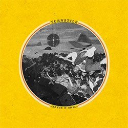 "Turnstile ""Time & Space"" CD"