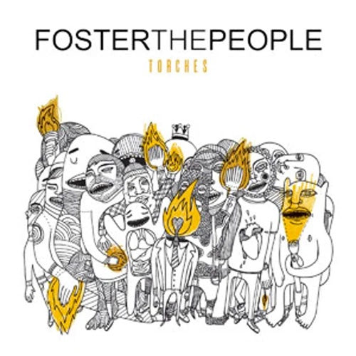 "Foster The People ""Torches"" LP"