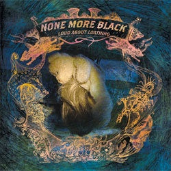 "None More Black ""Loud About Loathing"" 12"""