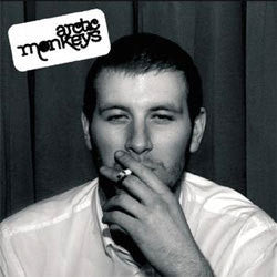 "Arctic Monkeys ""Whatever People Say I Am, That's What I'm Not"" LP"