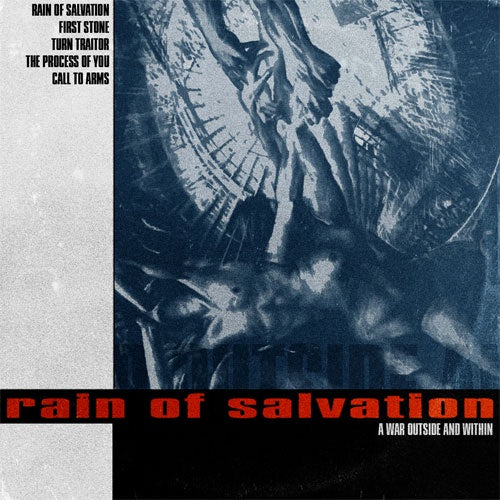 "Rain Of Salvation ""A War Outside And Within"" 7"""