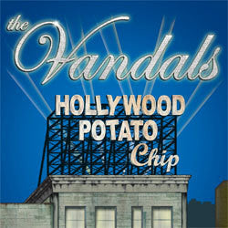 "The Vandals ""Hollywood Potato Chip"" LP"