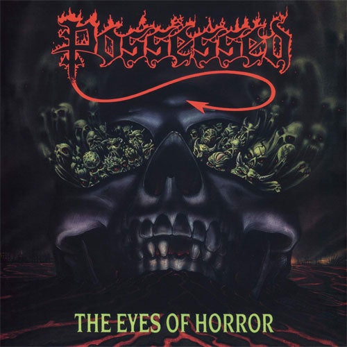 "Possessed ""The Eyes Of Horror"" 12"""