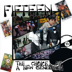 "Fifteen ""The Choice Of A New Generation"" LP"