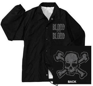 "Blood For Blood ""Logo"" Windbreaker"