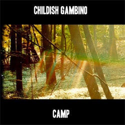 "Childish Gambino ""Camp"" 2xLP"