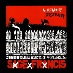 "Sage Francis ""Healthy Distrust"" LP"