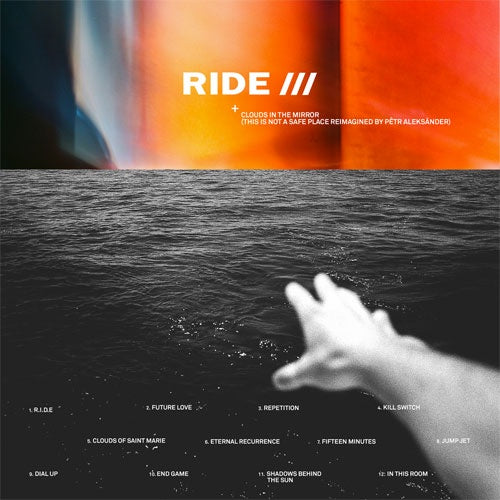 "Ride ""Clouds In The Mirror (This Is Not A Safe Place Reimagined By Pêtr Aleksänder) LP"
