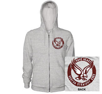 "Have Heart ""Eagle"" Zip Hood"