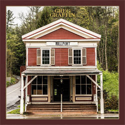 "Greg Graffin ""Millport"" CD"