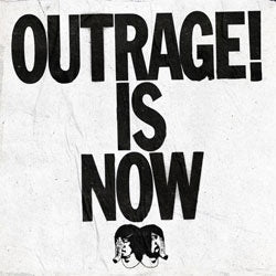 "Death From Above ""Outrage! Is Now"" LP"