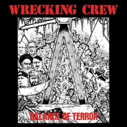 "Wrecking Crew ""Balance Of Terror"" LP"