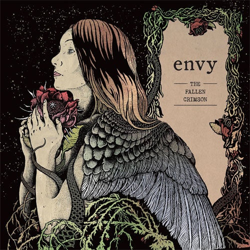 "Envy ""The Fallen Crimson"" 2xLP"