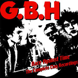"G.B.H ""Race Against time"" 3xCD"