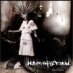 "Heaven Shall Burn ""Antigone"" CD"