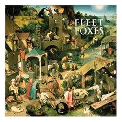"Fleet Foxes ""Fleet Foxes"" LP"