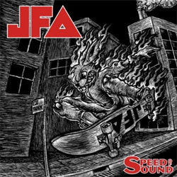 "JFA ""Speed Of Sound"" CD"