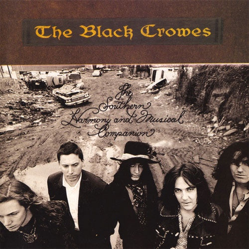 "Black Crowes ""Southern Harmony & Musical Companion"" 2xLP"