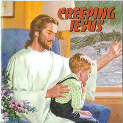 "Creeping Jesus ""Self Titled"" CD"