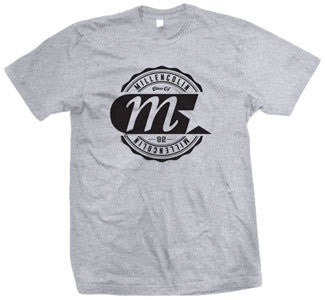 "Millencolin ""Grey Logo"" T Shirt"